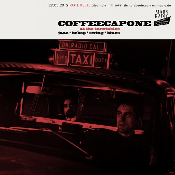 flyer von coffeecapone @ Rote Beete am 29.03.12